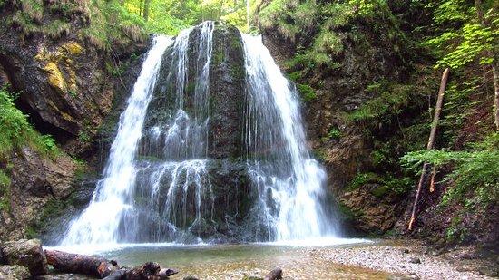Schliersee, Nemecko: Josefsthaler Wasserfälle