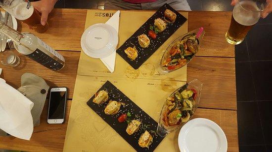 Restaurante Pintos 2: Saumon