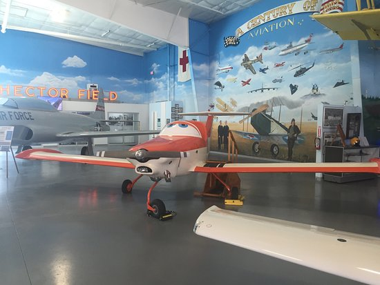 Fargo Air Museum: photo1.jpg