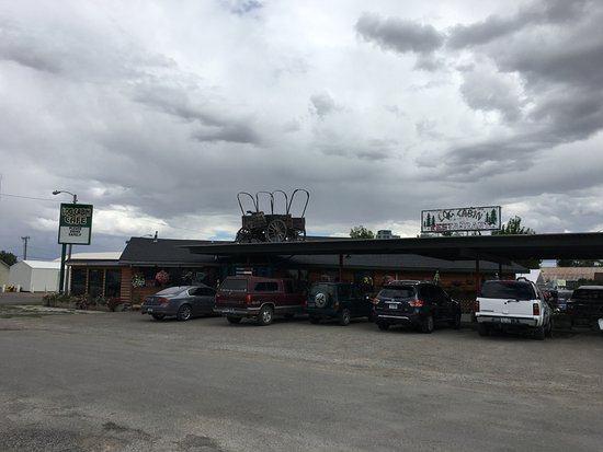 Choteau, MT: great stop