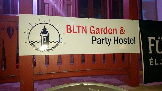 BLTN Garden & Party Hostel