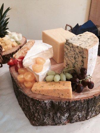 Abergavenny, UK: Outside Catering: Wedding 13/08/2016