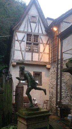 Kobern-Gondorf, Tyskland: Innenhof