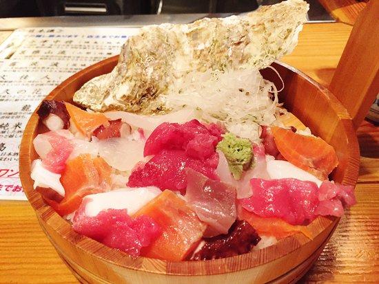 Moriya, Япония: チラシ寿司(ランチ)