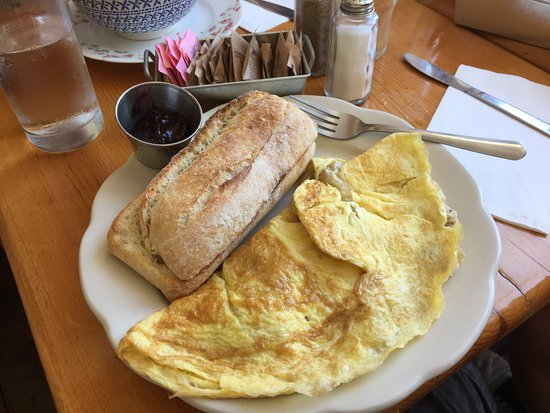Trumansburg, estado de Nueva York: A+ breakfast
