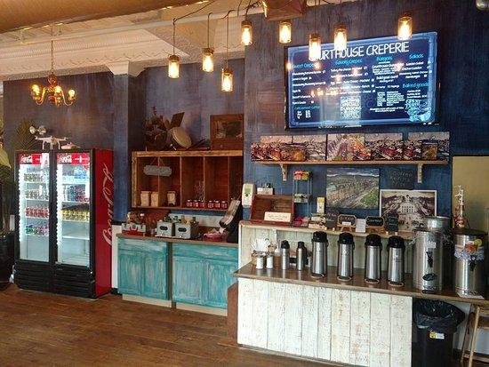 Bellefonte, PA: Coffee!!