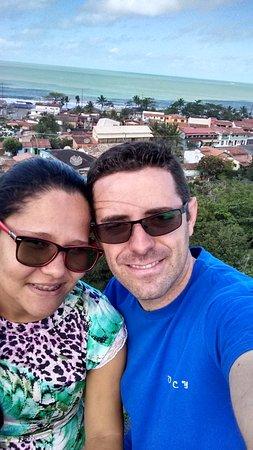 Santa Cruz Cabralia, BA: Um passeio muito bom com uma vista muita linda. Vale a pena conhecer.