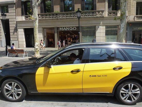 our mercedes fleet photo de book taxi barcelona barcelone tripadvisor. Black Bedroom Furniture Sets. Home Design Ideas