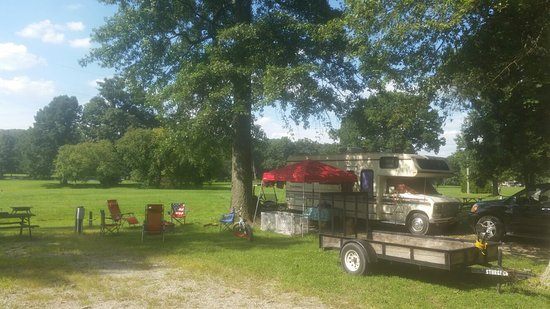 Eagle valley campground Sanders ky