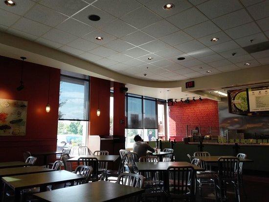 Glendale, CO: Garbanzo Mediterranean Grill