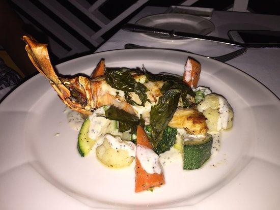 Νέβις: Caribbean Lobster
