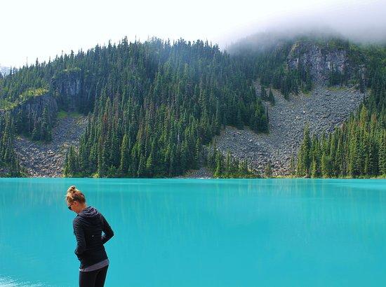 Pemberton, Canada: 2nd (Middle Joffre Lake)