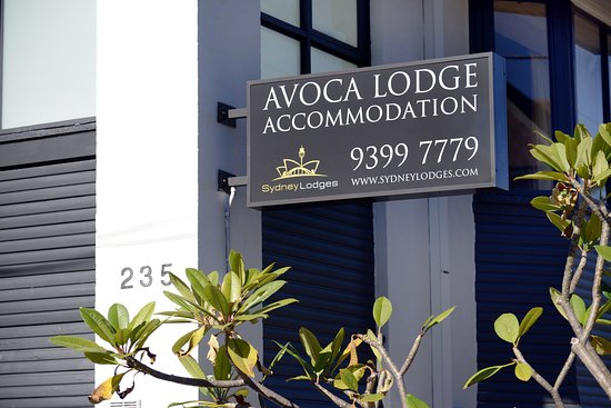‪أفوكا لودج: Avoca Lodge Exterior‬