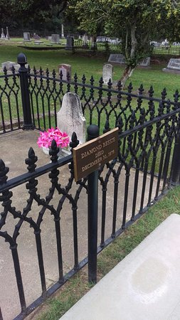 Jefferson, Teksas: Oakwood Cemetery