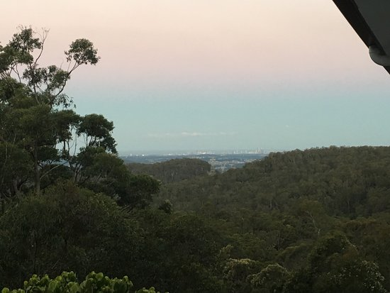 Wongawallan, Αυστραλία: Hilltop on Tamborine