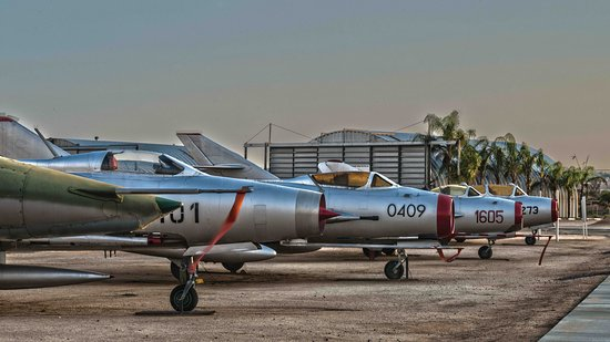 March Field Air Museum: MiG Alley
