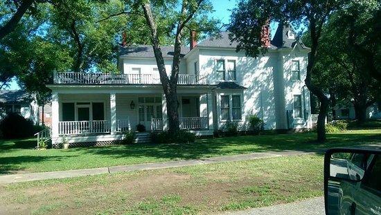 Jefferson, تكساس: Jefferson