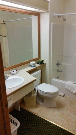 Wildwood Inn: Nice bathroom