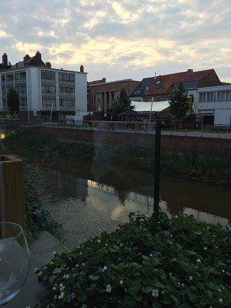 Aarschot, Bélgica: Excellent platos gastronomic