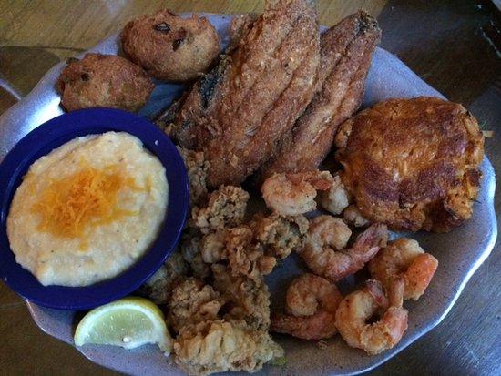 Крофородвилл, Флорида: Platter