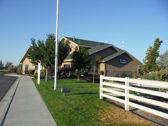Cabin Picture Of Pony Express Rv Resort North Salt Lake