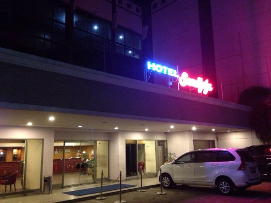Hotel Sandjaja Palembang