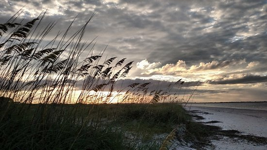 Fort Clinch State Park: Sunset