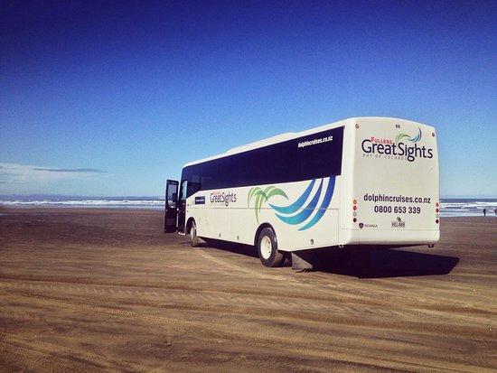 Paihia, نيوزيلندا: 90 Mile Beach