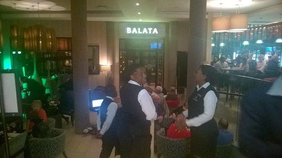 Randburg, Sudáfrica: Balata Restaurant