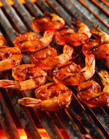Beaver Falls, Pensilvania: BBQ Shrimp