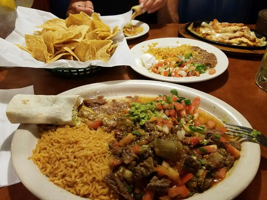 Jefferson, TX: Tampico beef