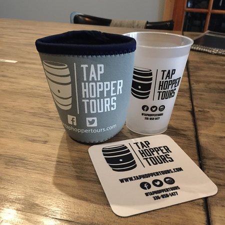 Γκρίνσμπορο, Βόρεια Καρολίνα: Tap Hopper Tours