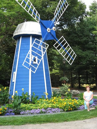 Middlebury, Ιντιάνα: At the Dutch Garden area.