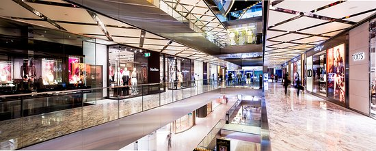 Westfield Sydney Restaurants Level