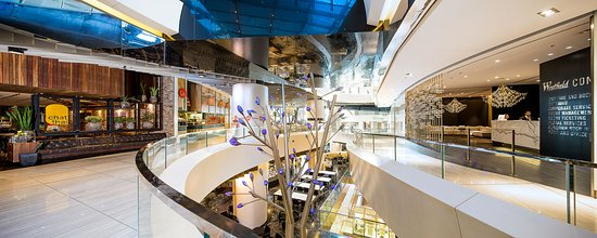 Westfield Sydney Level 6 Restaurants