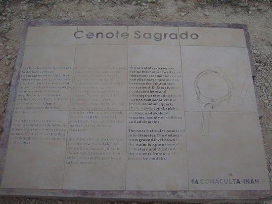 cb19245264 Balloon Rides Chichen Itza  Descrição do Cenote Sagrado.