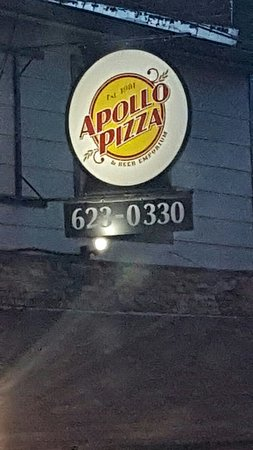 Richmond, KY: Apollo Pizza