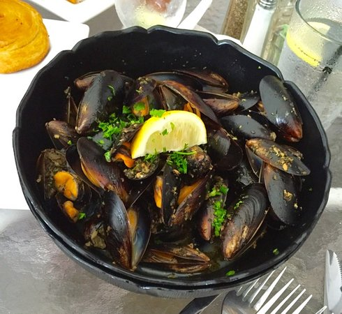 Bemus Point, NY: Momma's Mussels