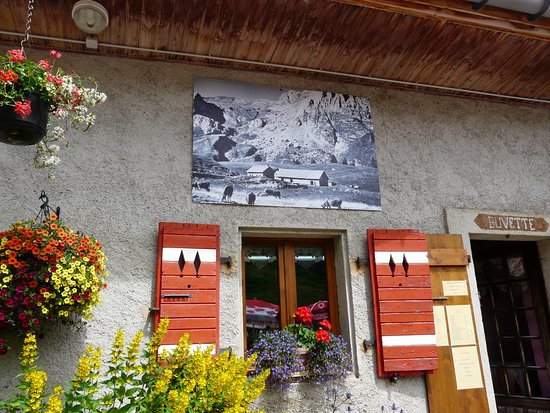 Le Reposoir, Prancis: l 'entrée