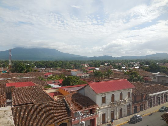 Tierra Day Tours:  Granada: View from atop a church