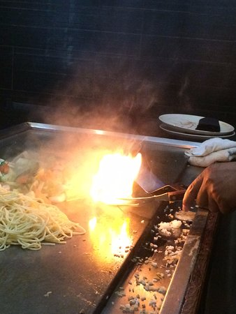 Forney, Техас: Noodles are cooking!