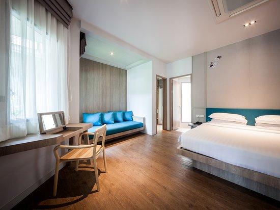 Bann Pantai Resort: Villa room