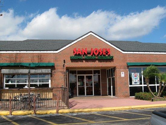 Ocoee, فلوريدا: San Jose's, easy excess, good food, nice staff, the place for Latin food in Ocoee