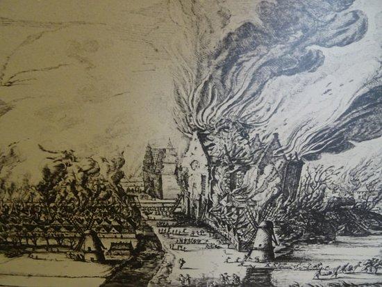 Raadhuis en Waag De Rijp uit 1630
