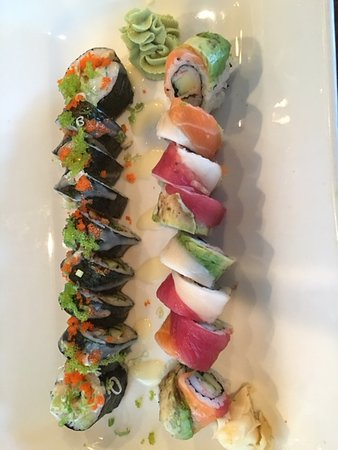 Pisces Sushi and Global Bistro