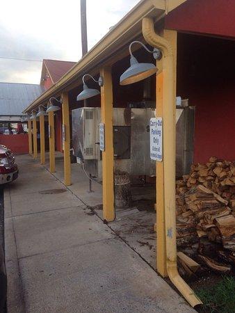 Gaffney, Carolina Selatan: First time visit visuals at Daddy Joe's!!