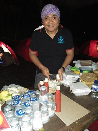 Keramas, Indonesië: Let's cooking and BBQ