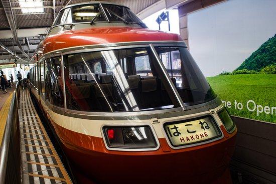 Kanto (område), Japan: Odakyu Limited Express Romancecar