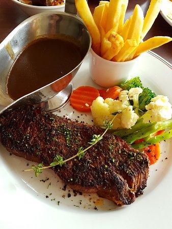 Pasir Gudang, Malásia: Sirloin Steak