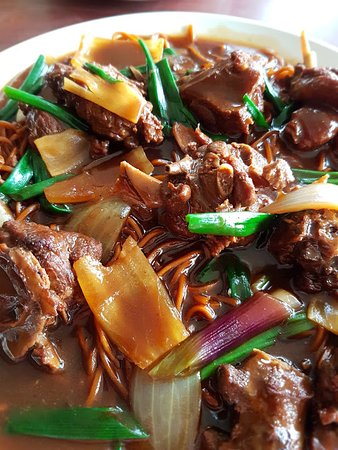 Pasir Gudang, Malaysia: Braised Duck Noodle